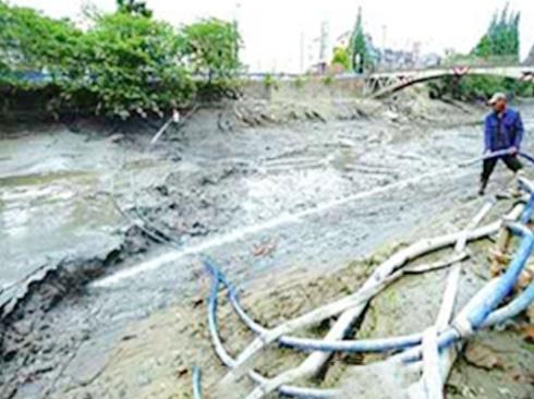 鱼塘清淤工程