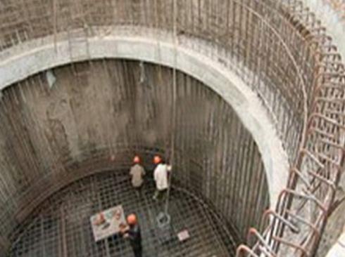 沉井基础施工
